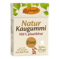 Produkt Natur Kaugummi Zimt plastikfrei