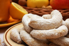 Vanillekipferl und andere Kekse