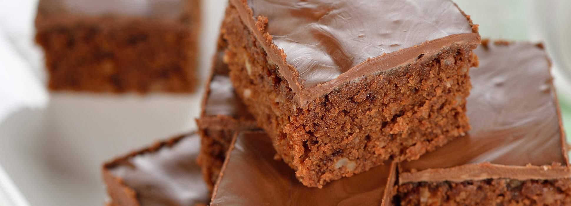 Gesunde Kuchen