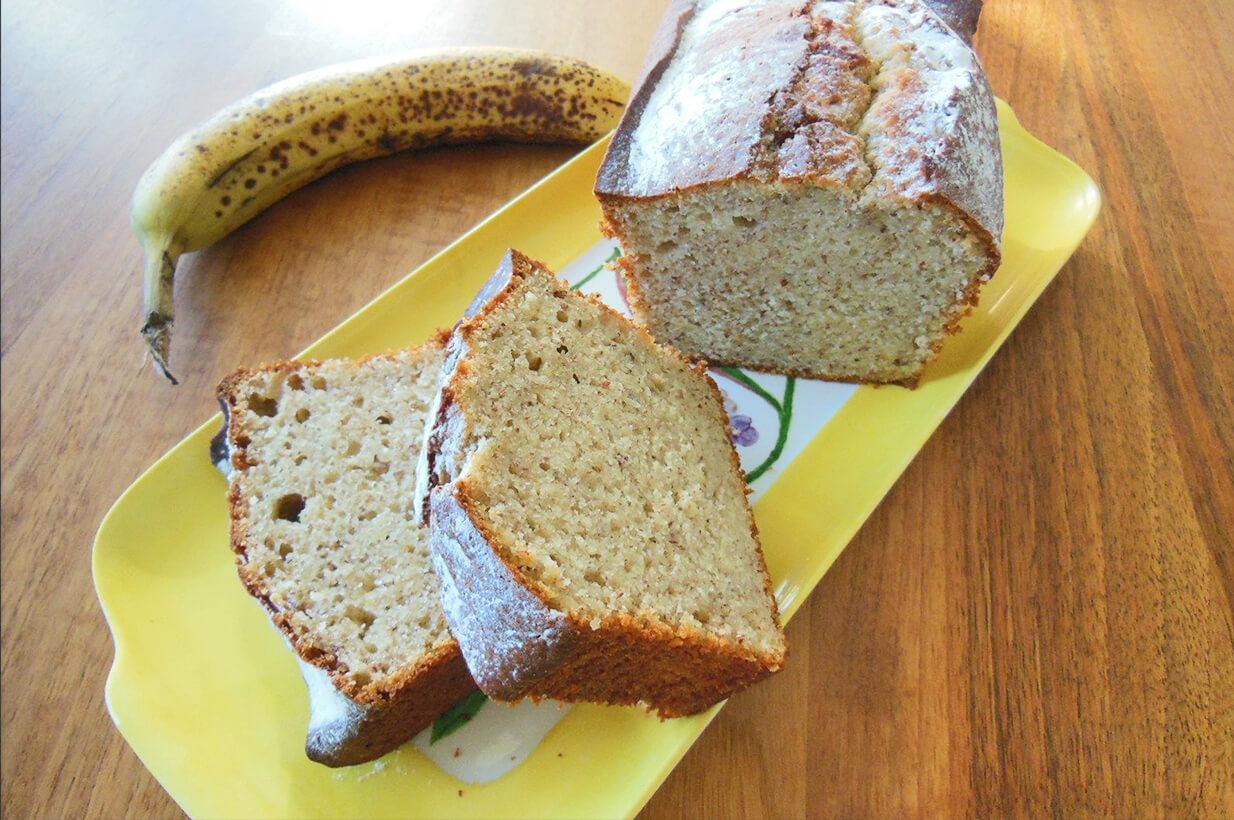 Bananenkuchen Ohne Zucker Birkengold