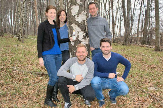 Teamfoto Birkengold