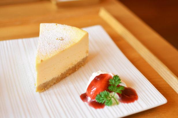 Rezept Easy Cheese Cake mit Birkenzucker, Käsekuchen, Cheesecake, Topfentorte, Topfenkuchen, Käsetorte, zuckerfrei, ohne Zucker