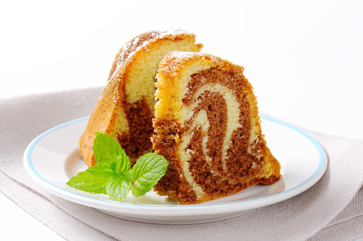 Schoko Bananen Kuchen Ohne Zucker Birkengold