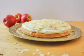 Rezept Steirisches Apfelbiskuit mit Birkenzucker