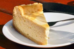 Rezept Topfentorte ohne Zucker, Topfenkuchen, Käsekuchen, Käsetorte, Cheesecake