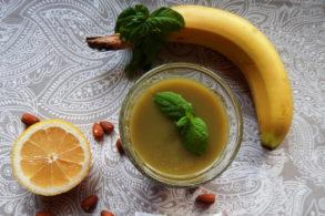 Rezept Green Smoothie mit Spinat