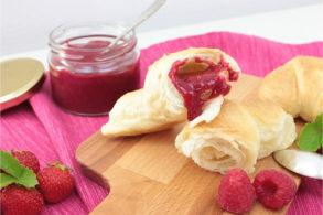 Rezept Himbeer-Erdbeer-Aufstrich zuckerfrei