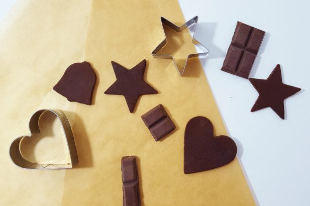 Rezept Modellierschokolade für Diabetiker