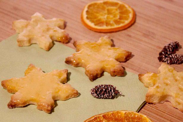 Ananas Kekse mit Birkenzucker