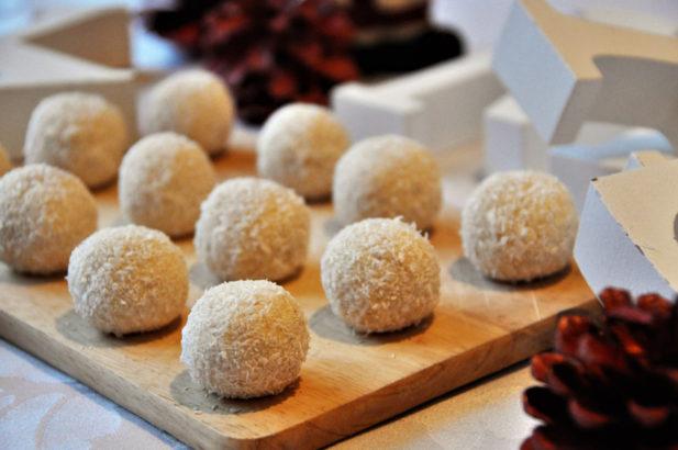 Rezept Protein Kokosbällchen mit Xylit
