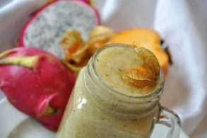 Smoothie Frucht mit Obst Rezept