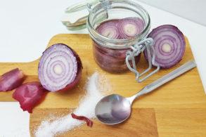 Rezept Zwiebelhustensaft mit Xylit ohne Zucker