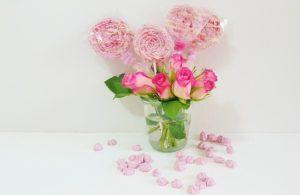 süßer Blumenstrauß