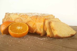 Orangenkuchen, Joghurtkuchen, zuckerfreier Orangen-Joghurtkuchen, Orangen-Joghurtkuchen mit Xylit