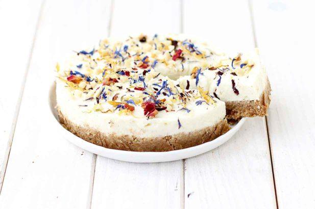 No Bake Torte, Käsekuchen zuckerfrei, Käsetorte, Cheesecake
