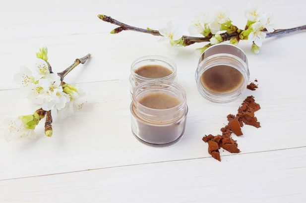 lippenbalsam mit kakao selber machen birkengold. Black Bedroom Furniture Sets. Home Design Ideas