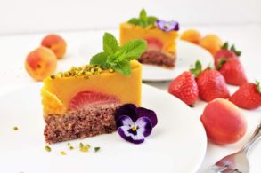 Marillentorte, Marillenkuchen, Aprikosentorte, Aprikosenkuchen, Torte mit Aprikosen, zuckerfrei, ohne Zucker