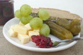 Chutney mit Stachelbeere, Fruchtchutney, zuckerfrei, ohne Zucker