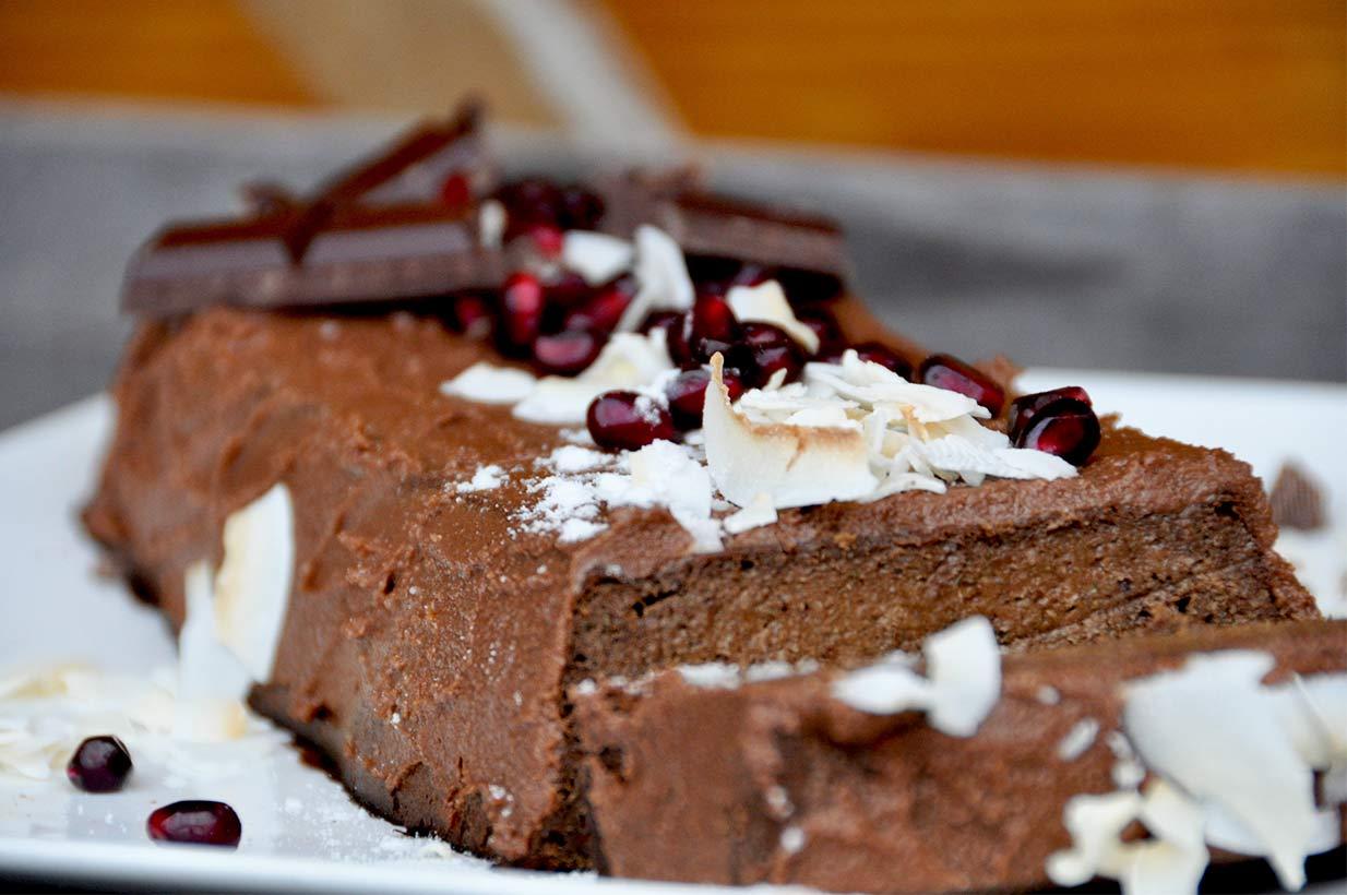 Gesunder Kuchen, ohne Zucker, zuckerfrei, eiweißreich, Kuchen mit Zucchini, Backen Zucchini, Gemüsekuchen,