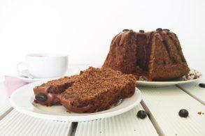 Kuchen zum Kaffee, Guglhupf, Schokoguglhupf, Einfacher Kuchen, Kaffee, zuckerfrei, ohne Zucker
