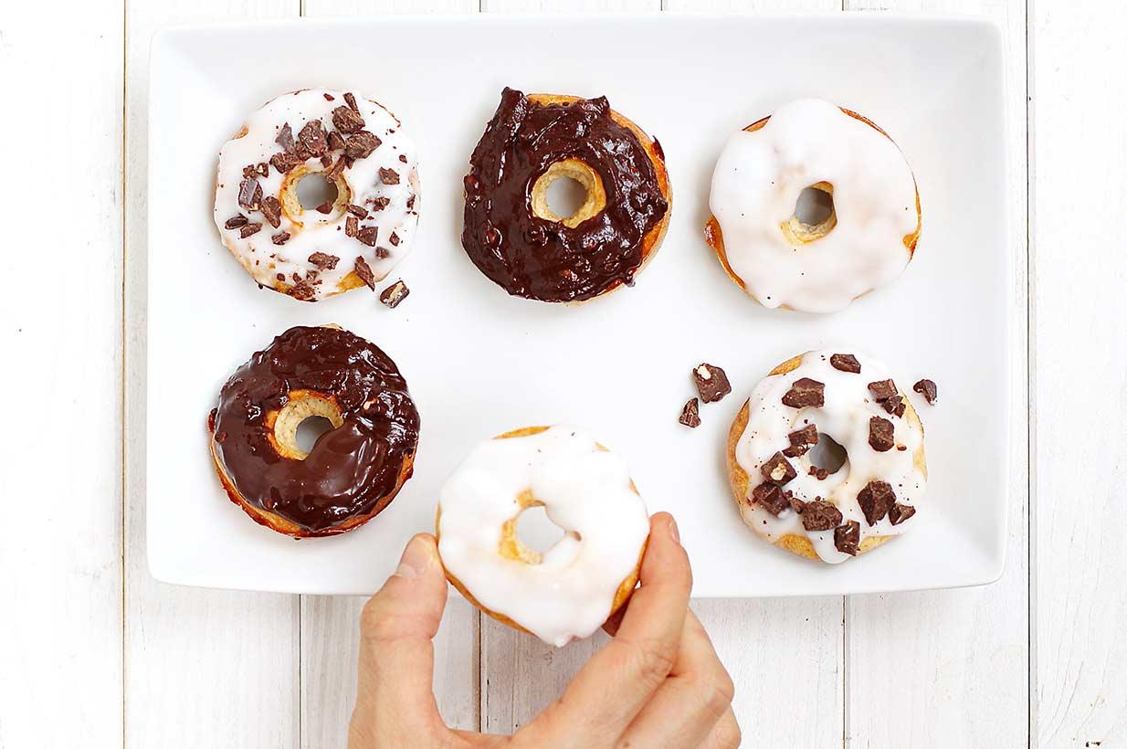 donuts selber machen birkengold. Black Bedroom Furniture Sets. Home Design Ideas