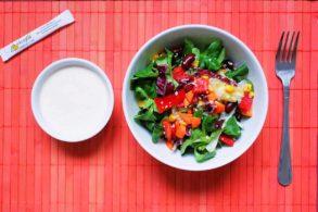 Salatdressing, Salatmarinade, Veganes Dressing, Joghurtdressing, Caesar Salad, Caesar Marinade