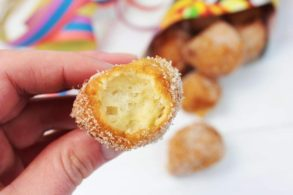 Quarkbälle, Topfenbällchen, Partybällchen, Süße Bällchen, Topfenkugeln, Quarkkugeln, zuckerfrei, ohne Zucker, selber machen