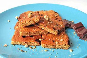 Peanutbutter Blondies, Erdnussblondies, Blondies, Veganer Kuchen, Veganer Erdnusskuchen, Peanutcake, zuckerfrei, ohne Zucker, vegan