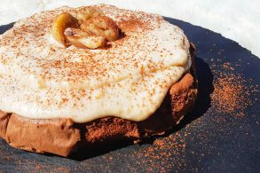 Maroni Torte, Maronikuchen