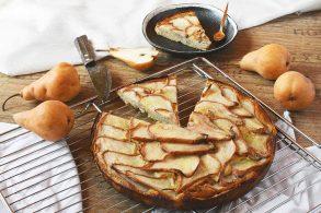 Birnenkuchen, Birnen Kuchen