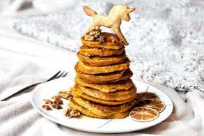 Kürbispalatschinken, Kürbis Palatschinken, Kürbis Pancakes, Pumpkin Palatschinken