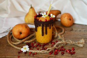 Pumpkin Spice Latte vegan, Kürbismilch, Gewürzmilch