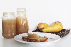 Birnen Apfel Marmelade, Apfelmarmelade, Birnenmarmelade