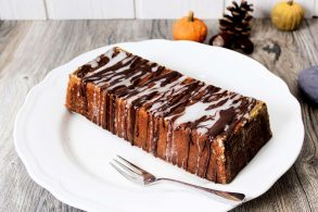 Kürbiskuchen, super saftiger Kürbiskuchen, Pumpkin cake