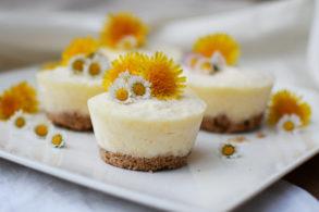 Ananas Mousse, Ananas Creme, Ananas Tartes, Ananas Törtchen