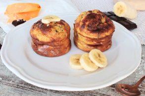 Kürbiskuchen mit Schokolade, Zuckerfreier Kokos-Schoko-Kürbiskuchen, Kürbiskuchen mit Schoko und Kokos
