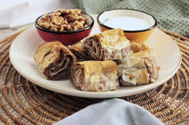 Baklava ohne Zucker, Baklava gesund, Baklava zuckerreduziert, Baklava mit Birkenzucker, Baklava mit Xylit