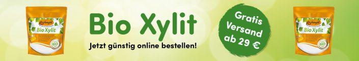 Bio Xylit Shop Banner